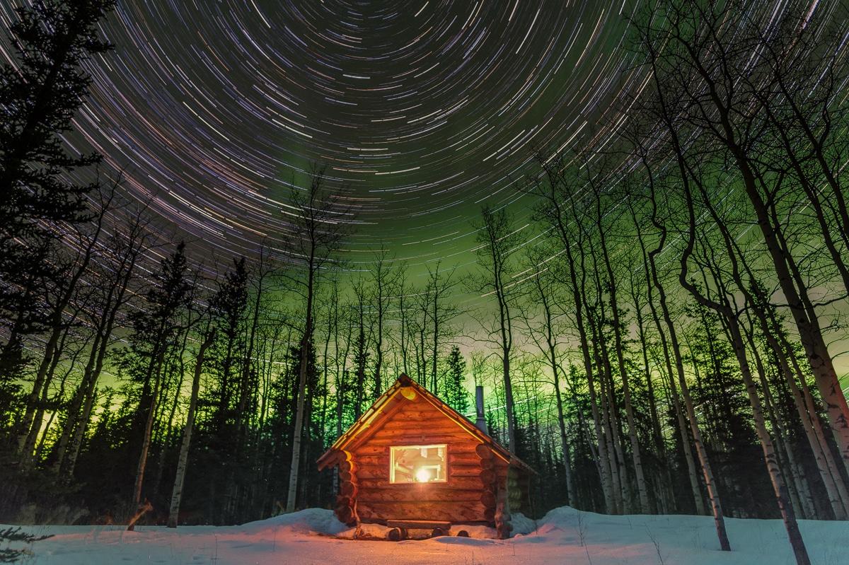 Honeymoon Cabin Yukon