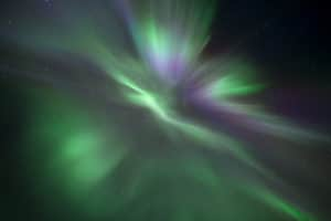 Corona Northern Lights Photography Beat Glanzmann