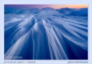 Extreme Winter Landscape Photography Tours Yukon