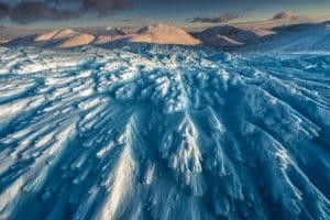 Winter Landschaftsfotografie mit Profi Fotograf Beat Glanzmann unterwegs im Yukon