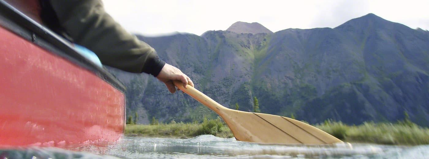 Liard River Kanutour