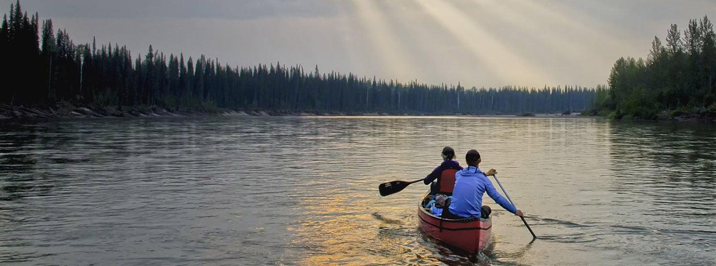 Pelly River Kanutour