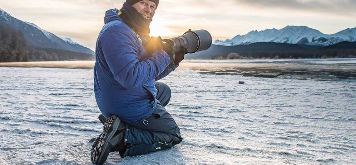 Beat Glanzmann Fotografie Workshops Profi Fotograf Portrait Foto in Alaska