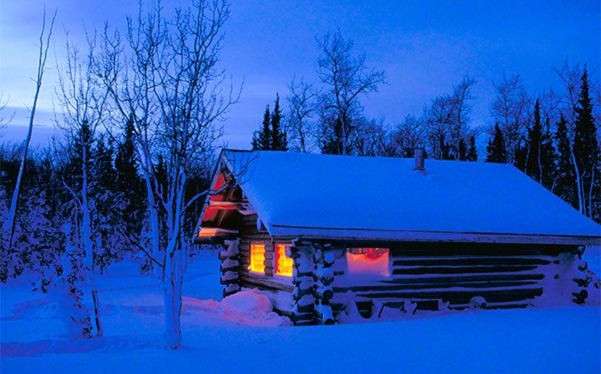 Kluane cabins Kathleen Dezadeash Lake